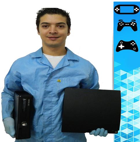 Curso de Manutenção de Video Games